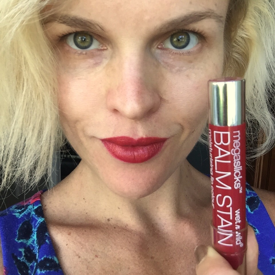 Wet n Wild Megaslicks Balm Stain in Red-dy Or Not