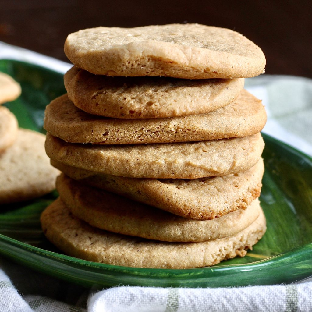 Spiced Brown Sugar Cookies and Good Morning – Everyday Champagne